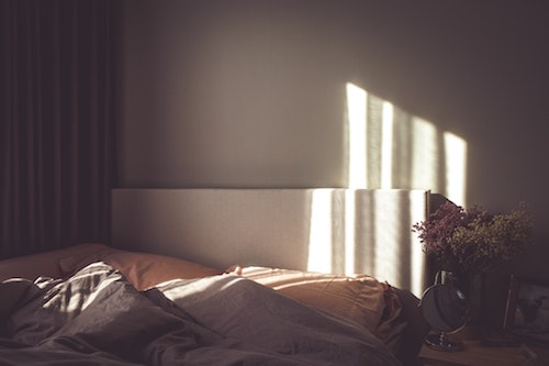 bed-morning