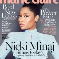 """Nicki Minaj's advice to young women: """"I want your goal in life to be to become an entrepreneur"""""""