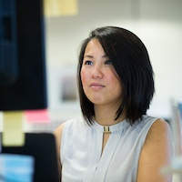 Georgie Chan : Account Manager